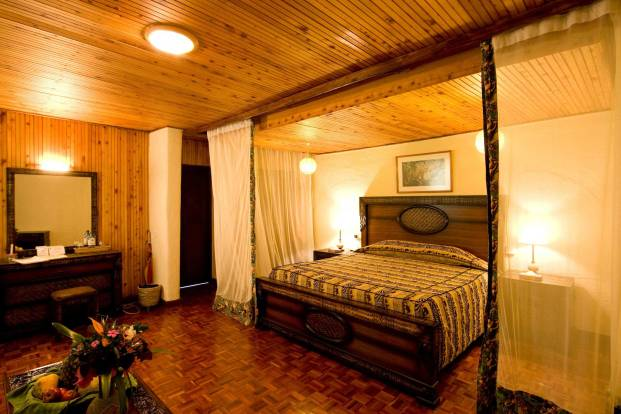 Mara Sopa Lodge is a comfortable accommodation in Masai Mara during Kenya tour